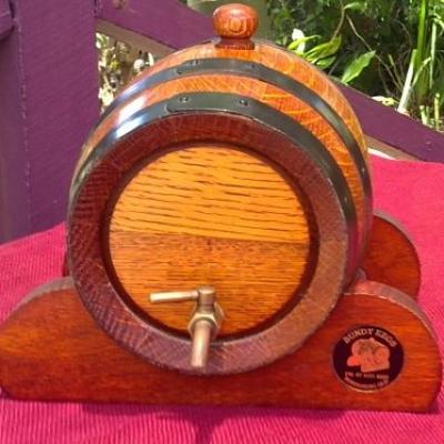 2 Litre Keg, Cask, Barrel