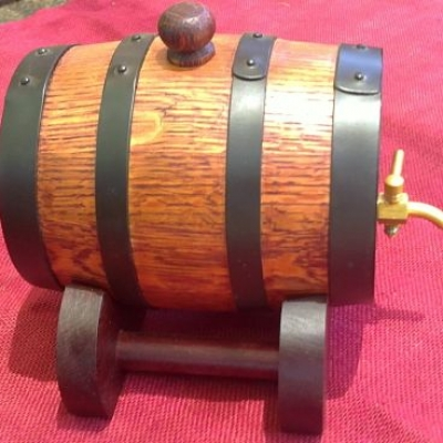 """1 Litre """"Schmeider"""" Keg, Cask, Barrel"""