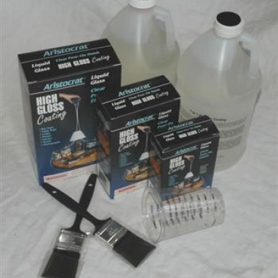 Aristocrat High Gloss 1 Quart Kit (946ml)