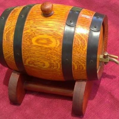 """2 Litre """"Schmeider"""" Keg, Cask, Barrel"""