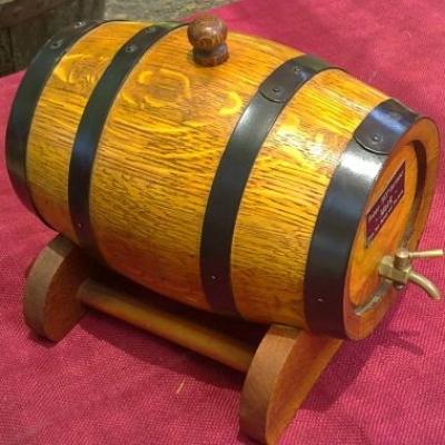 """4 Litre """"Schmeider"""" Keg, Cask, Barrel"""